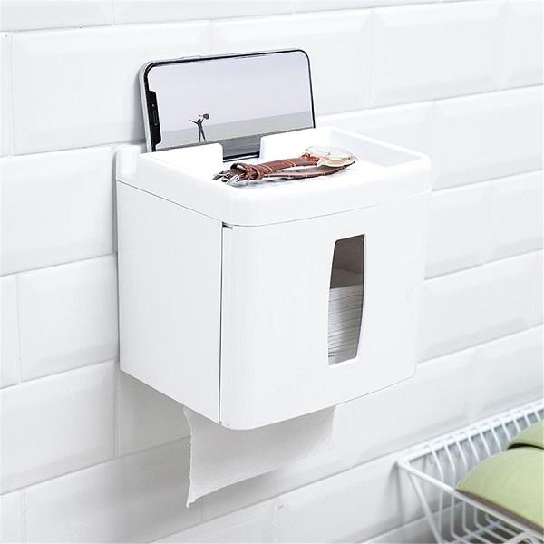 Hộp còn có khả năng chứa được các loại giấy khác nhau cùng vị trí để đồ dùng cá nhân