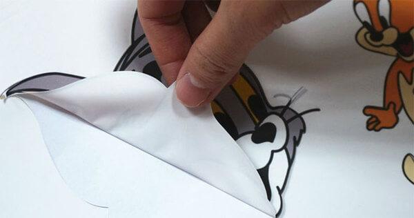 Lưu ý khi dùng kĩ thuật in chuyển nhiệt để in lên các loại vải