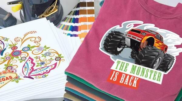 Sử dụng các loại vải phù hợp để in áo sao cho phù hợp với yêu cầu của mọi khách hàng