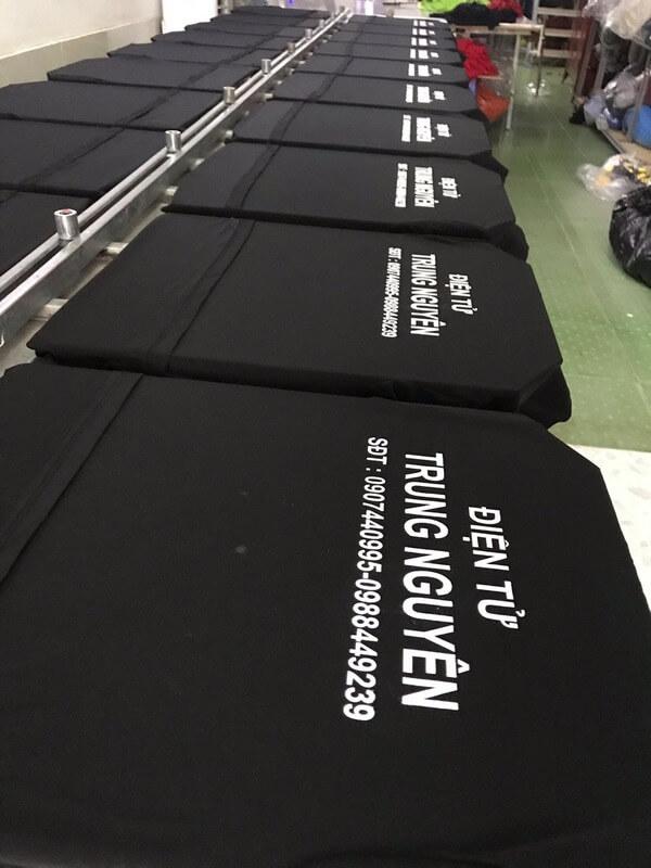 Các loại áo thun mà Tom Uniform may và in theo yêu cầu của khách hàng