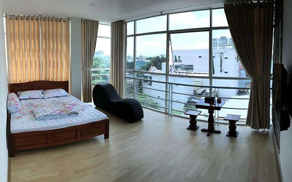 4 khách sạn có ghế tình yêu ở Gò Vấp giúp cặp đôi đổi gió ân ái