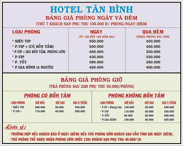 khách sạn có ghế tình yêu ở Tân Bình