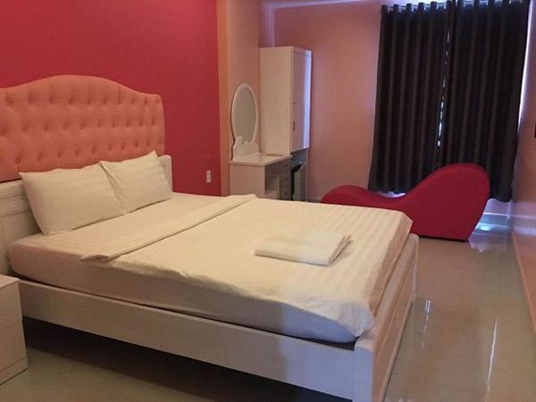 Khách sạn tình nhân Tigon Hotel