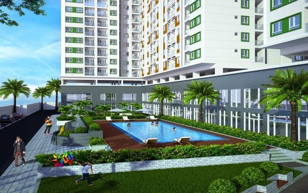 Kích thước bể bơi khách sạn trong quá trình thiết kế và thi công