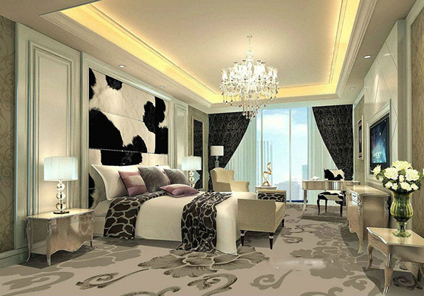 Thảm trải sàn khách sạn cao cấp cần đáp ứng mọi tiêu chí hoàn mỹ