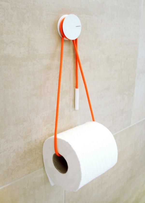 Một dạng hộp đựng giấy vệ sinh handmade