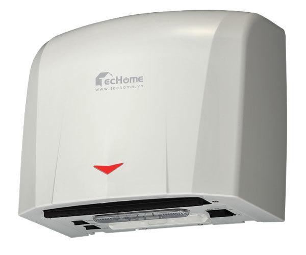 Sản phẩm máy sấy tay Techome sản xuất và phân phối tại Việt Nam