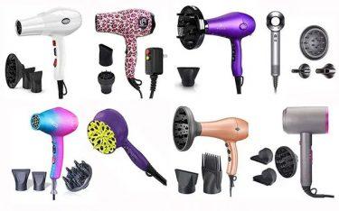 Máy sấy tóc hãng nào tốt? Các hãng sản xuất máy sấy tóc khách sạn tốt