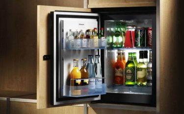Mẹo hay giúp mini bar trong khách sạn tiêu thụ điện năng siêu tiết kiệm