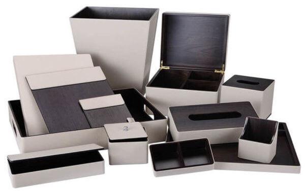 Poliva là nơi đặt mua bộ đồ da khách sạn chất lượng hàng đầu