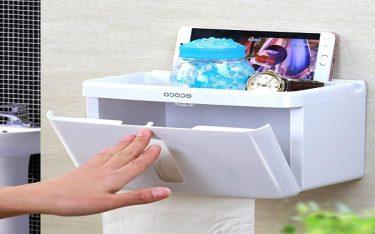 Mua hộp đựng giấy vệ sinh toilet của hãng sản xuất nào tốt?