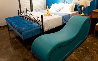 Review khách sạn, nhà nghỉ có ghế tình yêu ở Hải Phòng nổi tiếng nhất