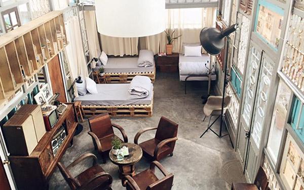 Xu hướng thiết kế nội thất phòng ngủ homestay từ đơn giản đến cá tính
