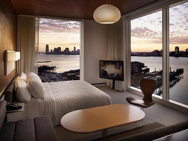 Phòng ngủ khách sạn đẹp nhất thế giới