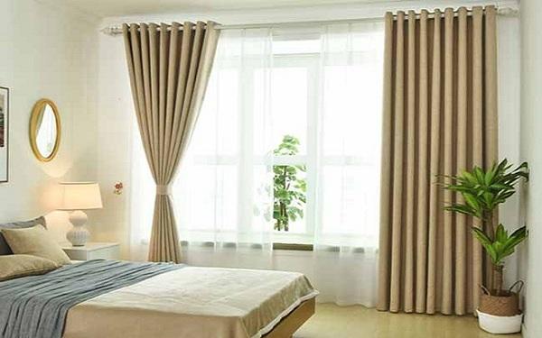 Vì sao các khách sạn cao cấp ưu tiên sử dụng rèm cửa hai lớp?