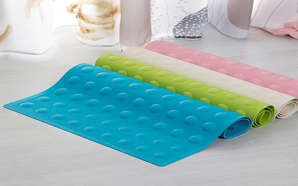 Vì sao nên dùng thảm cao su chống trơn trượt nhà tắm, nhà vệ sinh?