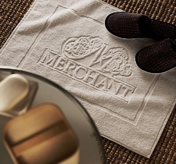 Thảm chùi chân cotton: Đẹp từ hình thức đến chất lượng