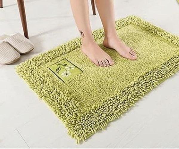 Dùng thảm chùi chân giá rẻ, kém chất lượng tiềm ẩn nhiều rủi ro