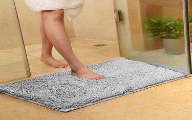 4 công dụng hữu ích của chiếc thảm chùi chân nhà vệ sinh khách sạn