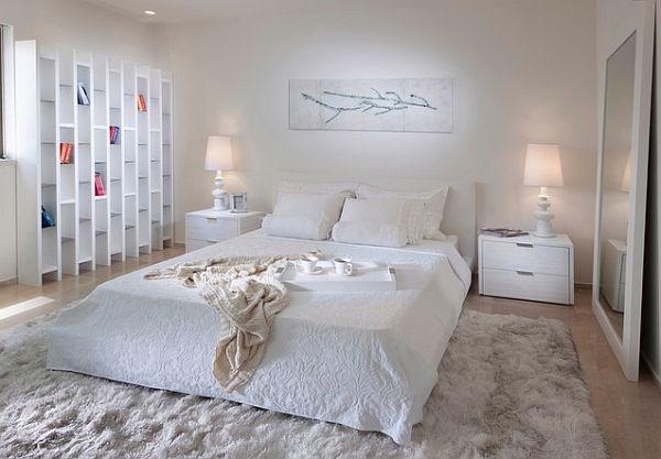 Ưu tiên lựa chọn những loại thảm trải sàn phòng ngủ khách sạn có chất liệu sợi tự nhiên, tổng hợp