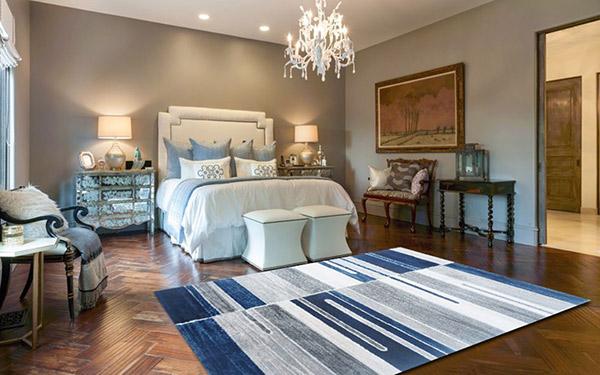 Sử dụng thảm trải sàn trong mùa hè không còn là điều quá xa lạ trong căn phòng khách sạn