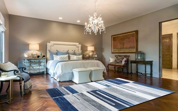 Thảm trải sàn phòng ngủ khách sạn nên dùng các chất liệu nào?