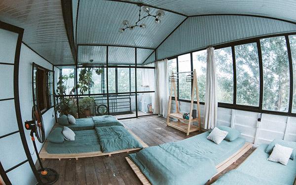 6 phong cách thiết kế phòng ngủ homestay đốn tim mọi du khách