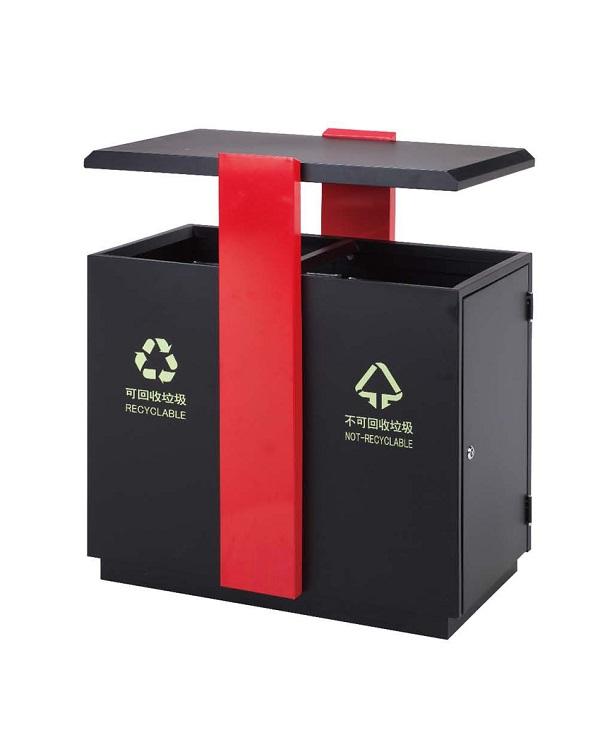 Các mẫu thùng rác ngoài trời đẹp thích hợp đặt resort homestay