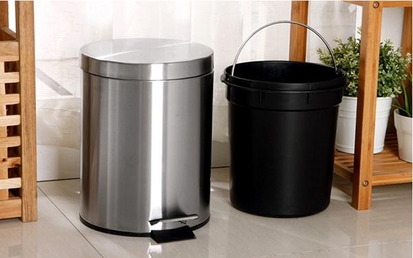 4 tiêu chí trong việc lựa chọn thùng rác sảnh khách sạn, resort