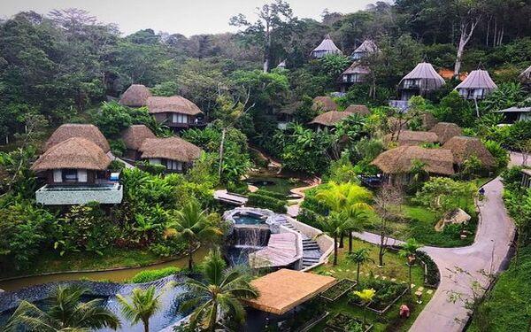 Tiêu chuẩn thiết kế resort 4 sao với hệ sinh thái nghỉ dưỡng hấp dẫn