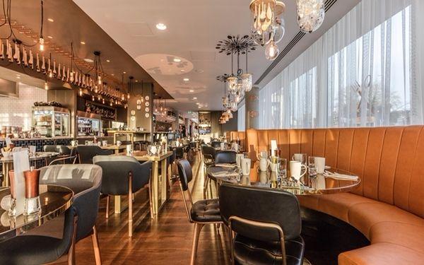 Kiến trúc nhà hàng đẹp sắc sảo mang phong cách Châu Âu