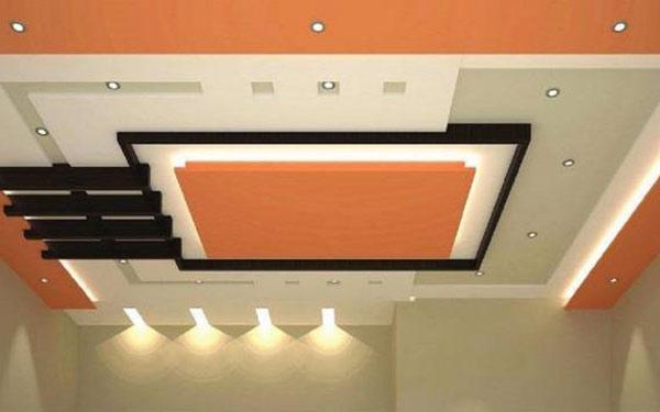 Thiết kế trần thạch cao cho các căn phòng trở nên đẹp và ấn tượng hơn nhiều