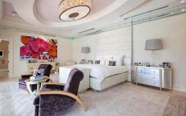 Ngắm đã mắt các mẫu trần thạch cao phòng ngủ khách sạn đẹp nhất 2020
