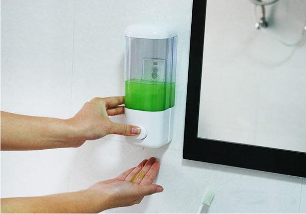 dung dịch nước rửa tay