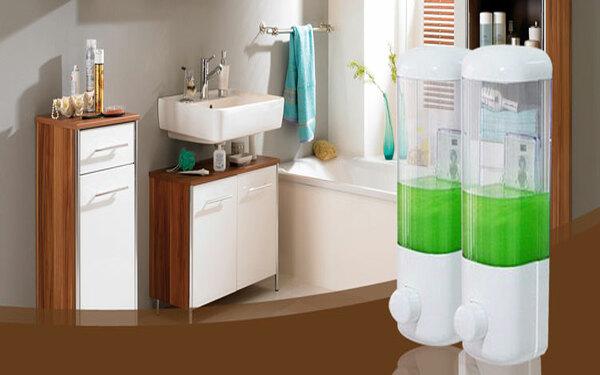 Bình đựng nước rửa tay giúp bảo vệ môi trường
