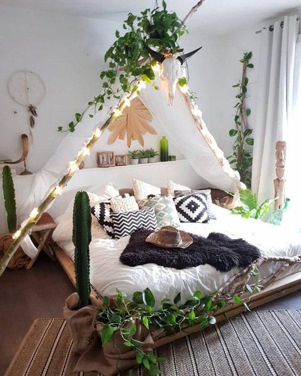 Thử nghiệm trở thành dân du mục sống trong chiếc lều trại xinh xắn này chắc chắn vô cùng thú vị