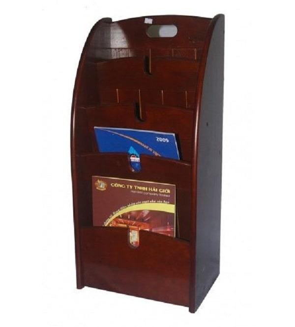 Các vị trí thích hợp đặt tủ kệ để sách báo trong khách sạn, spa