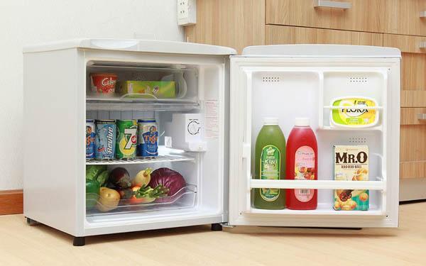 Phân biệt tủ lạnh mini và mini bar dùng trong phòng khách sạn