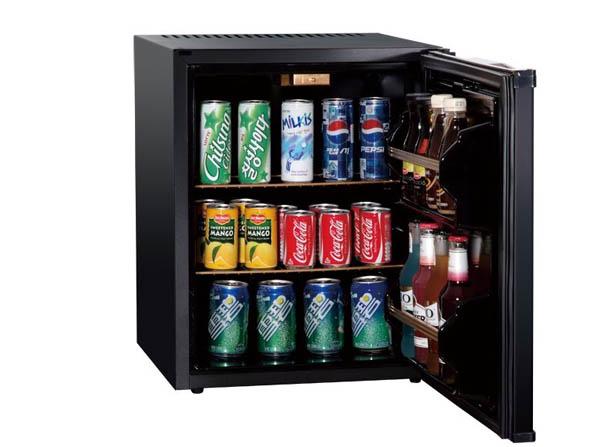 Tủ mini bar làm mát thưc uống thay vì làm lạnh sâu