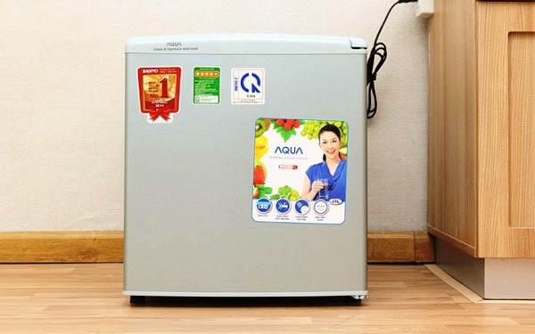 Giá thành của tủ lạnh mini phụ thuộc vào thương hiệu và dung tích
