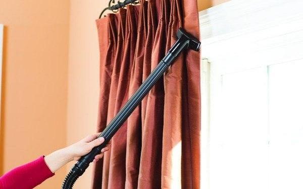 Hướng dẫn cách giặt, vệ sinh rèm cửa đúng cách nhất