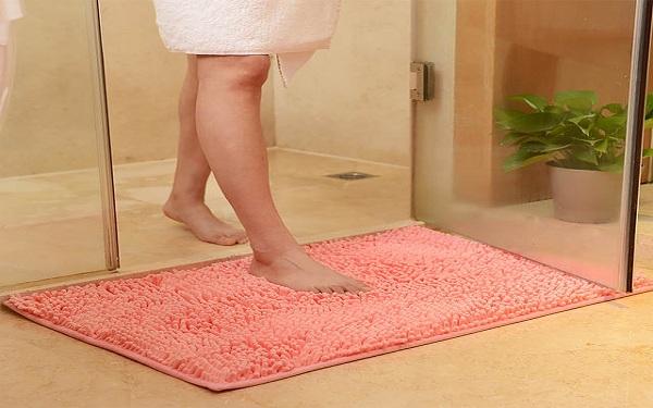 Bí quyết giúp đội buồng phòng vệ sinh thảm nhà tắm vừa nhanh lại sạch