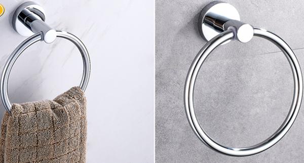 Poliva cung cấp vòng treo khăn tắm chất lượng và uy tín