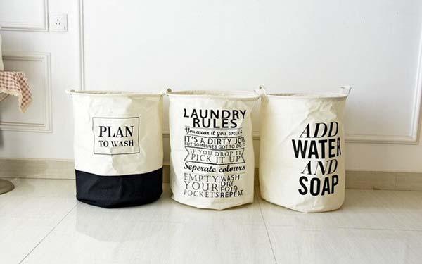 Những chất liệu túi giặt là phổ biến nhất trên thị trường hiện nay