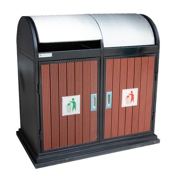 Poliva cung cấp nhiều mẫu thùng rác đa dạng