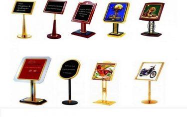 Vì sao các nhà hàng, khách sạn nên trang bị bảng menu đứng?