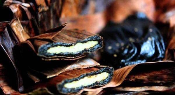 Bánh gai Tứ Trụ - dẻo thơm đặc sản Xứ Thanh