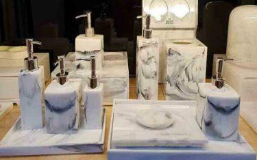 5 mẫu bộ đồ resin khách sạn cao cấp hút mắt người nhìn