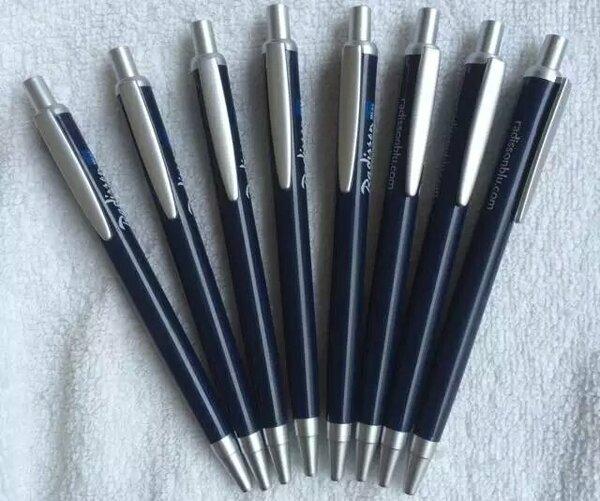 Sản phẩm bút bi được sử dụng phổ biến