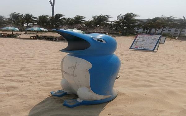 Top các loại thùng rác thích hợp để đặt tại bờ biển Việt